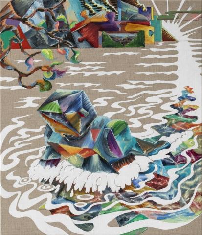 Martin Bigum, Aarhus, Ny Carlsberg Fondet, Charlotte Fogh Gallery, ARoS, Danish contemporary art