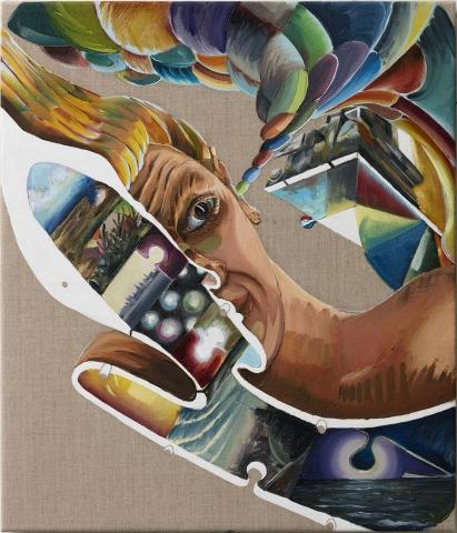 Art Herning 2018, Charlotte Fogh Gallery, Martin Bigum
