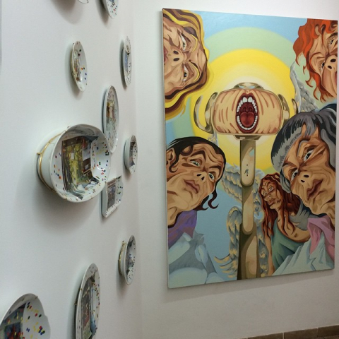 palai de tokyo air de paris agnes rein musee dart contemporain de la Haute viennes martin bigum