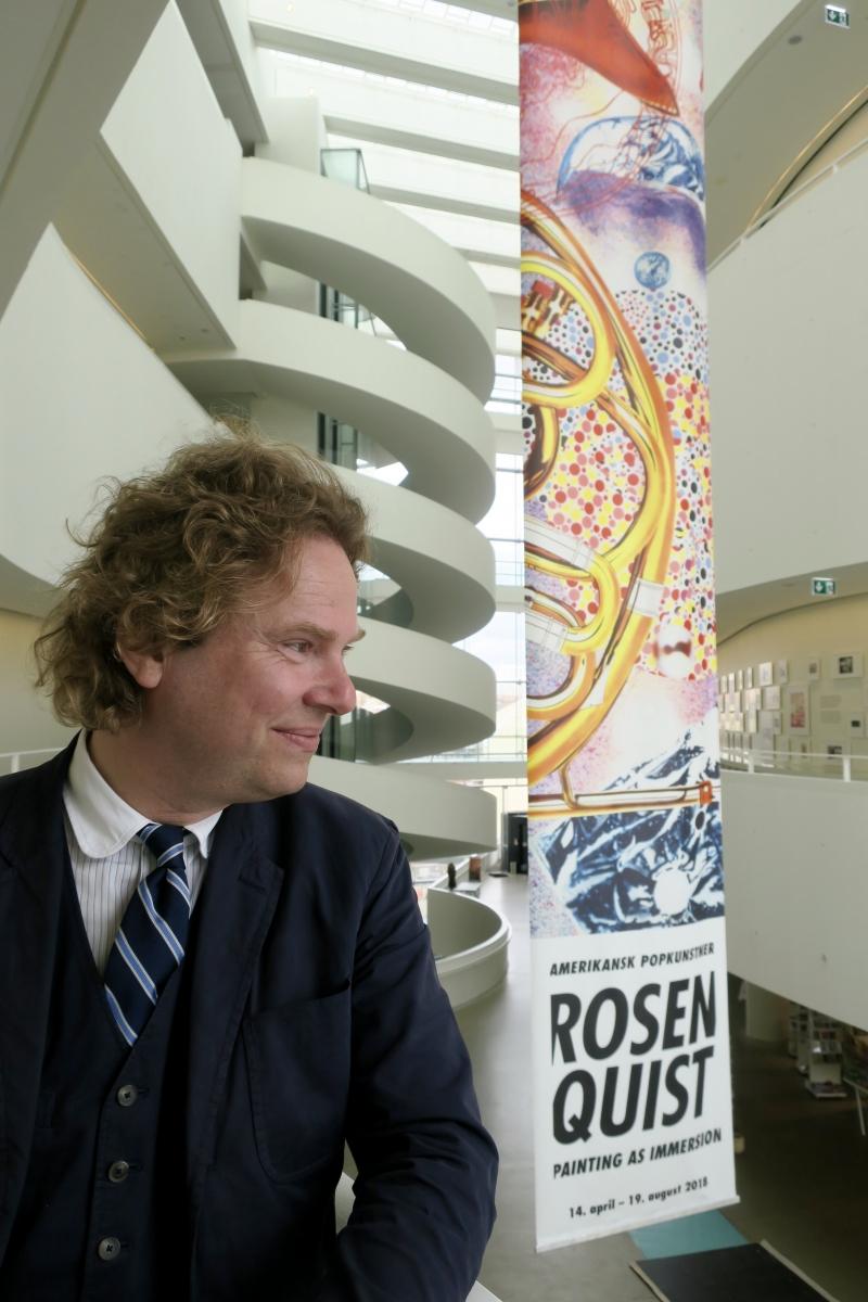 ARoS, Martin Bigum, Danish art, top 10 Danish artist