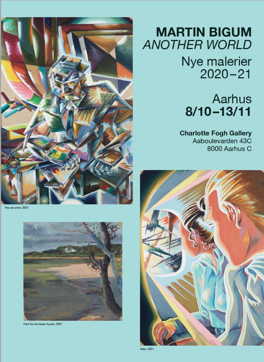 Berørt dansk kunst i det nye årtusinde Martin Bigum Kunstquiz dansk kunsthistorie Bente Scavenius moderne kunst