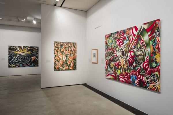 Radical Myth, ARKEN- Museum of Modern Art, Copenhagen, 2016-17, works from Radical Myth