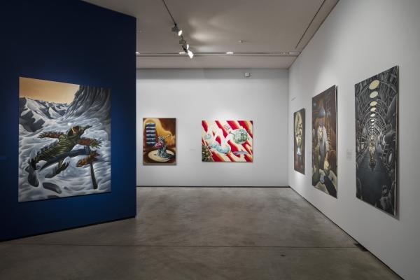 Radical Myth, ARKEN- Museum of Modern Art, Copenhagen, 2016-17, works from Radical Myth and Literary Body