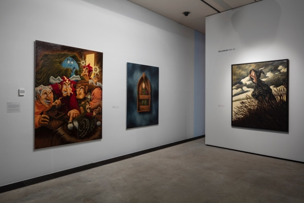 Millennium, Installation view, Arken- Museum of Modern Art, 2016-17