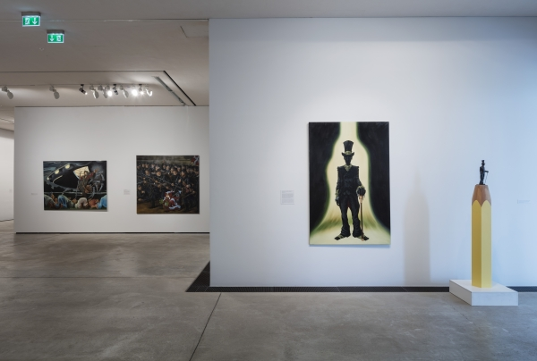 The Homecoming, Installation view, Arken- Museum of Modern Art, 2016-17, works from The Homecoming and Millennium