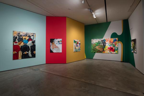 Structure Beneath Skin, Installationview, Arken- Museum of Modern Art, 2016-17