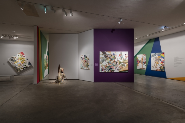 SynchroniCity, Installation view, Arken- Museum of Modern Art, 2016-17