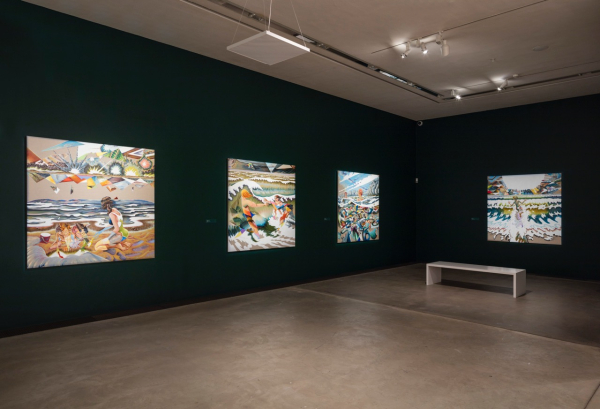 The Ocean, Installation view, 2016-17, Arken- Museum of Modern Art, Copenhagen