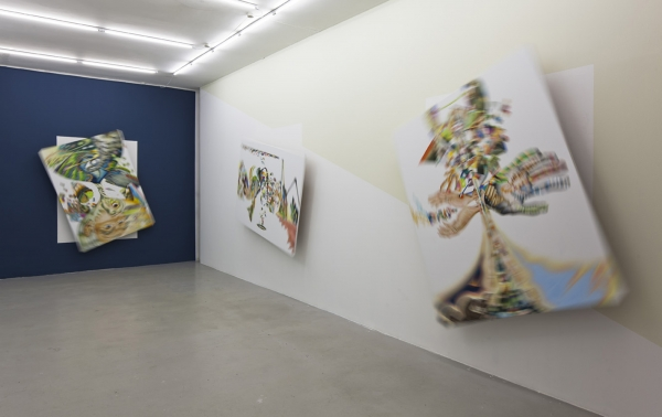 Splitvision, PAG-Gallery, 2012