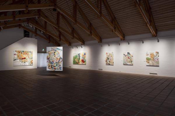 Structure Beneath Skin, Kastrupgårdsamlingen, 2012