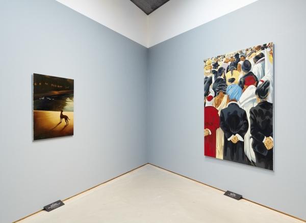 Shades of Black/ Nuancer af sort, Ordrupgaard, 2010
