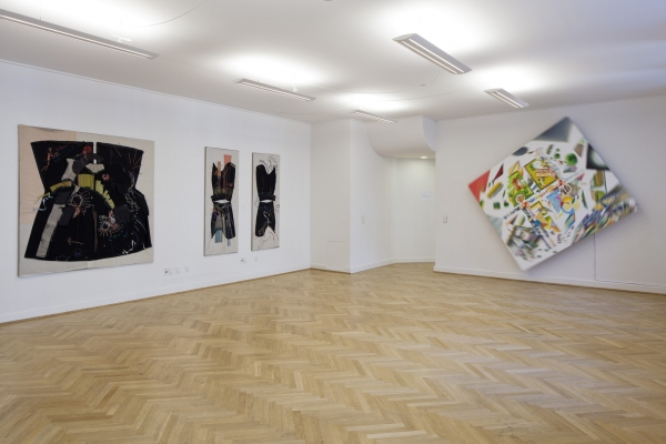 Relations- 8 artists couples: Pernille Egeskov & Martin Bigum, Pop-Up Contemporary, 2014