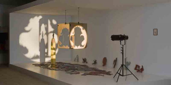 Fairytales - hommage a H.C.Andersen, Installationview, Montana, Brandts, 2008, Montana Art Collection
