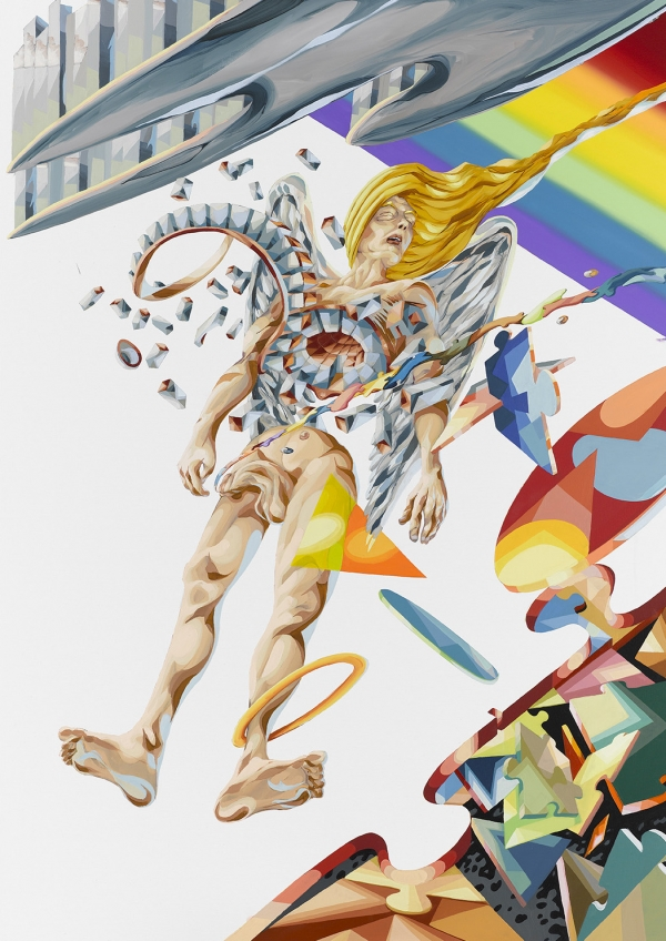 The Good Son, 2007, oil on canvas, 190 x 135 cm, New Carlsberg Foundation