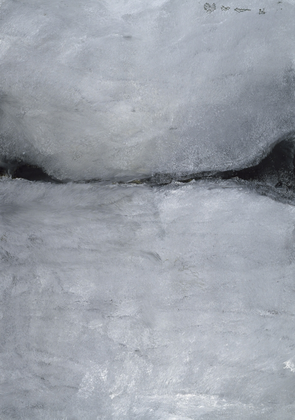Transition, 1991-92, acrylic on canvas, 200 x 160 cm, private collection