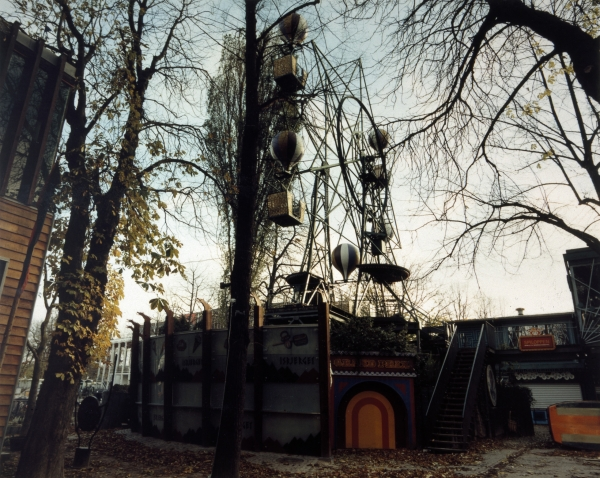 Forestillingen om Tivoli/ The notion of Tivoli, 2000, photography, each 58 x 47 cm