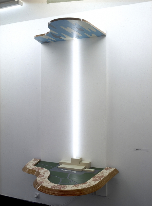 When-the-artists-take-over-power-tower, 2002, mixed media, dimensions variable, HEART- Herning Museum of Modern Art