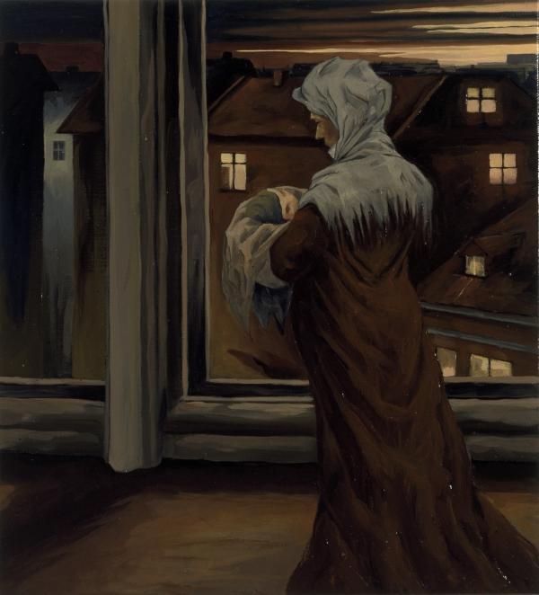 The Modern Breakthrough, detail, 2001