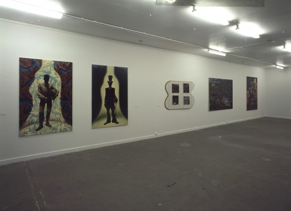 The Homecoming, Malmö Kunstmuseum, 2002, Works, 1998-2001