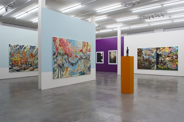 The Face of God, installation view, BFAS, Geneva, CH, BFAS, Geneva, CH